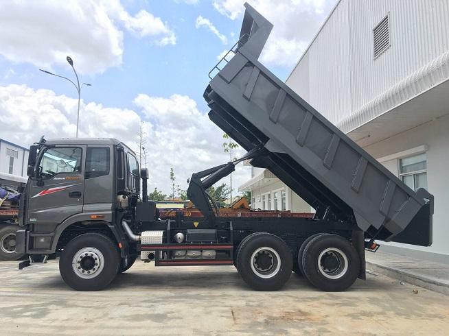 Thaco Auman D240 2018