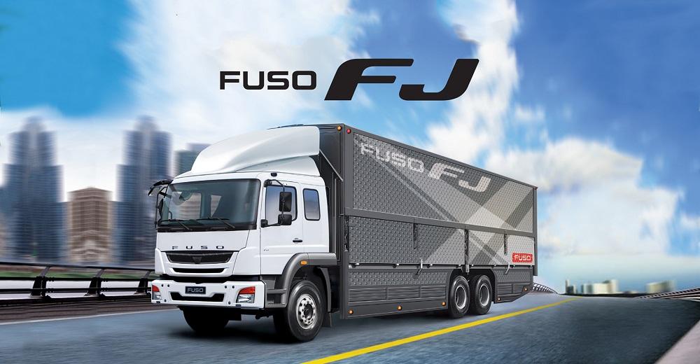 Fuso FJ