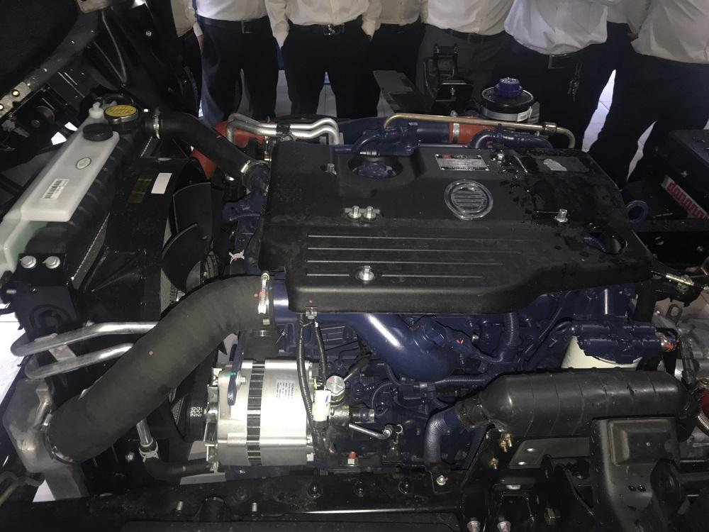 Động cơ ollin500 new