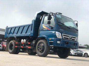 Xe ben Thaco Forland FD650 - 4WD trọng tải 6.4 tấn