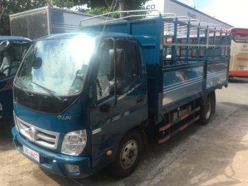 Xe tải New Ollin 350 E4 sang trọng, đẳng cấp