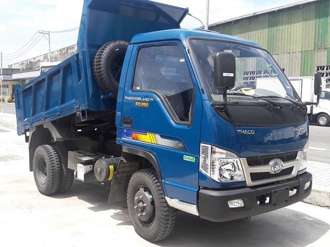 xe ben thaco forland 250