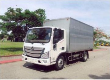 Ngoại thất của xe tải Thaco OLLIN 720.E4-CS-MB1